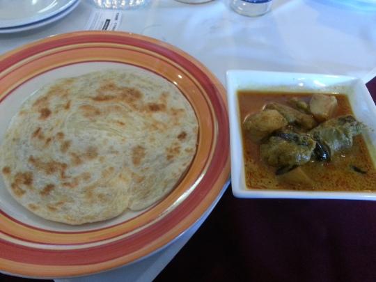 Malaysian Lunch
